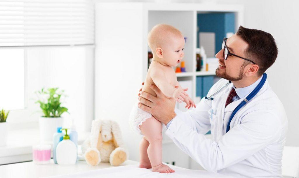 probióticos bebe