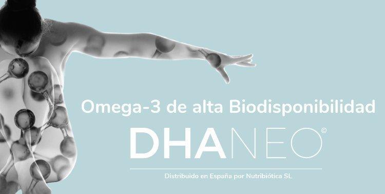 DHAneo omega 3 triglicéridos alta biodisponibilidad